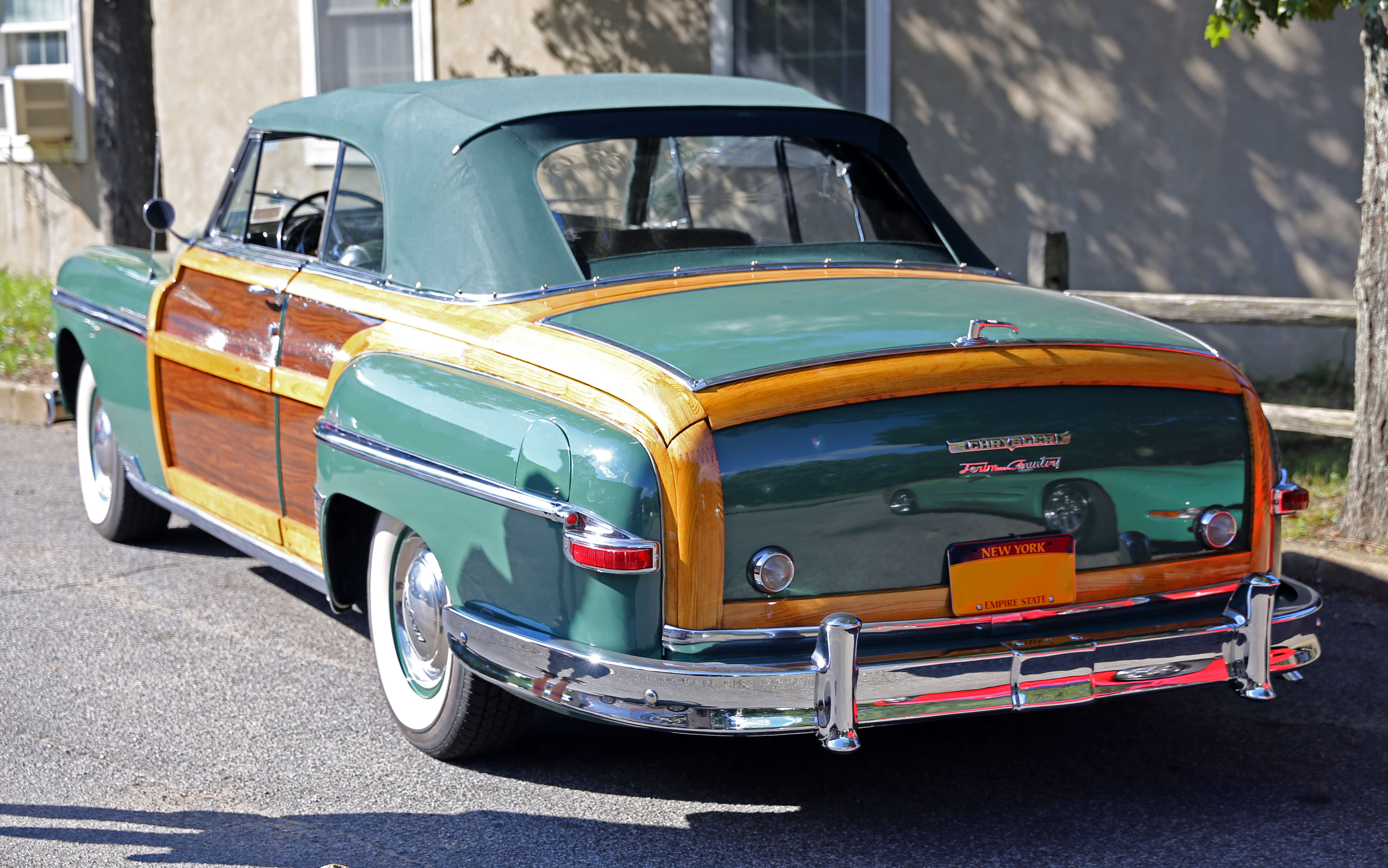 1948 Chrysler New Yorkerfile1949 Yorker Town Country 1942 Convertible File 1949 Amp
