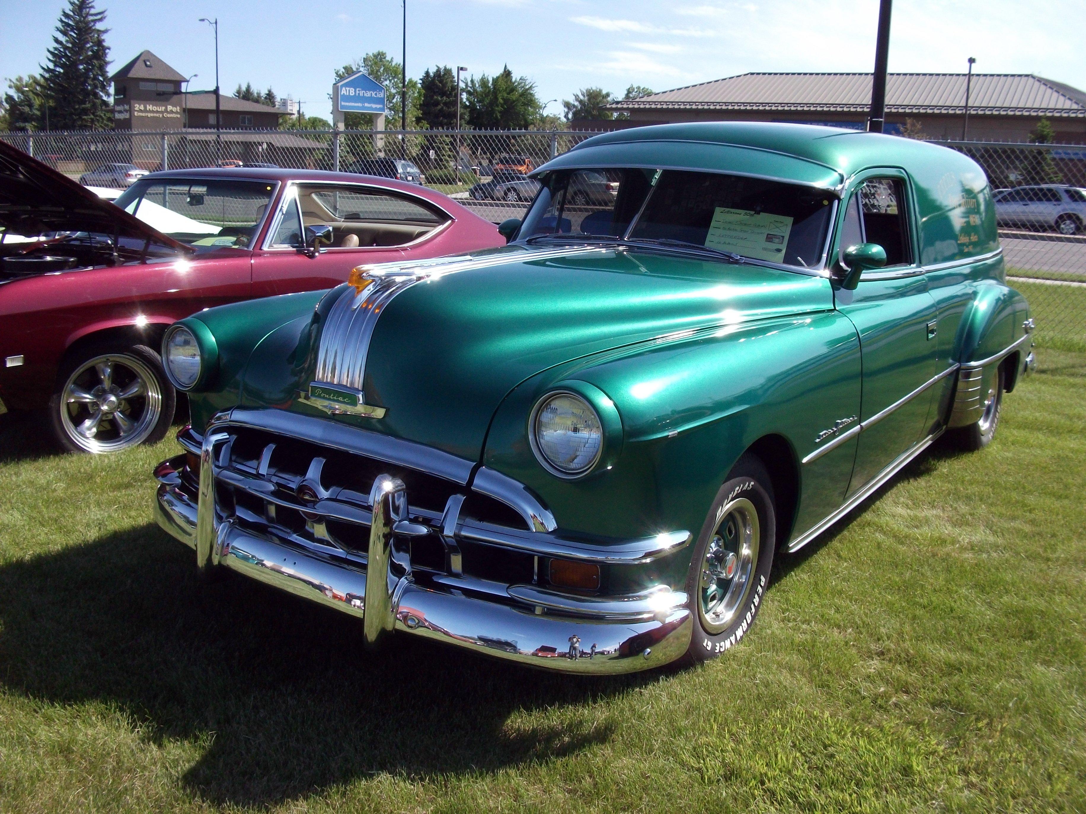 Chevy Sedan Delivery 1950 Us 245000 1949 File1950 Pontiac 5885967753