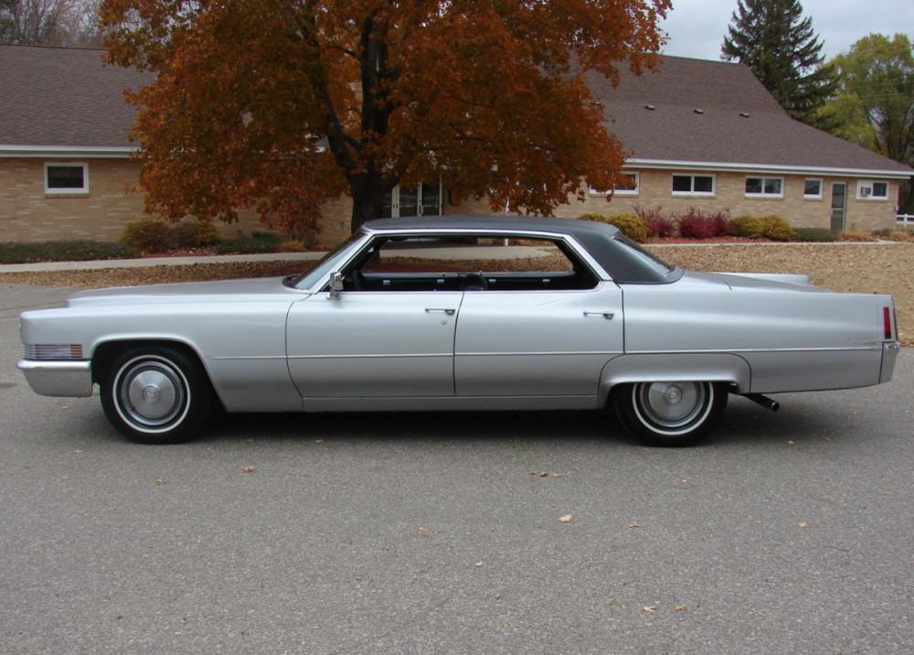 File 1970 Cadillac Hardtop Sedan Deville Left Jpg Wikimedia Commons