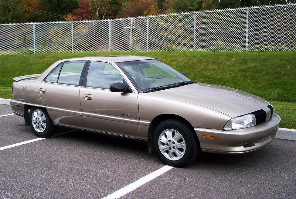 1997 oldsmobile achieva security reset