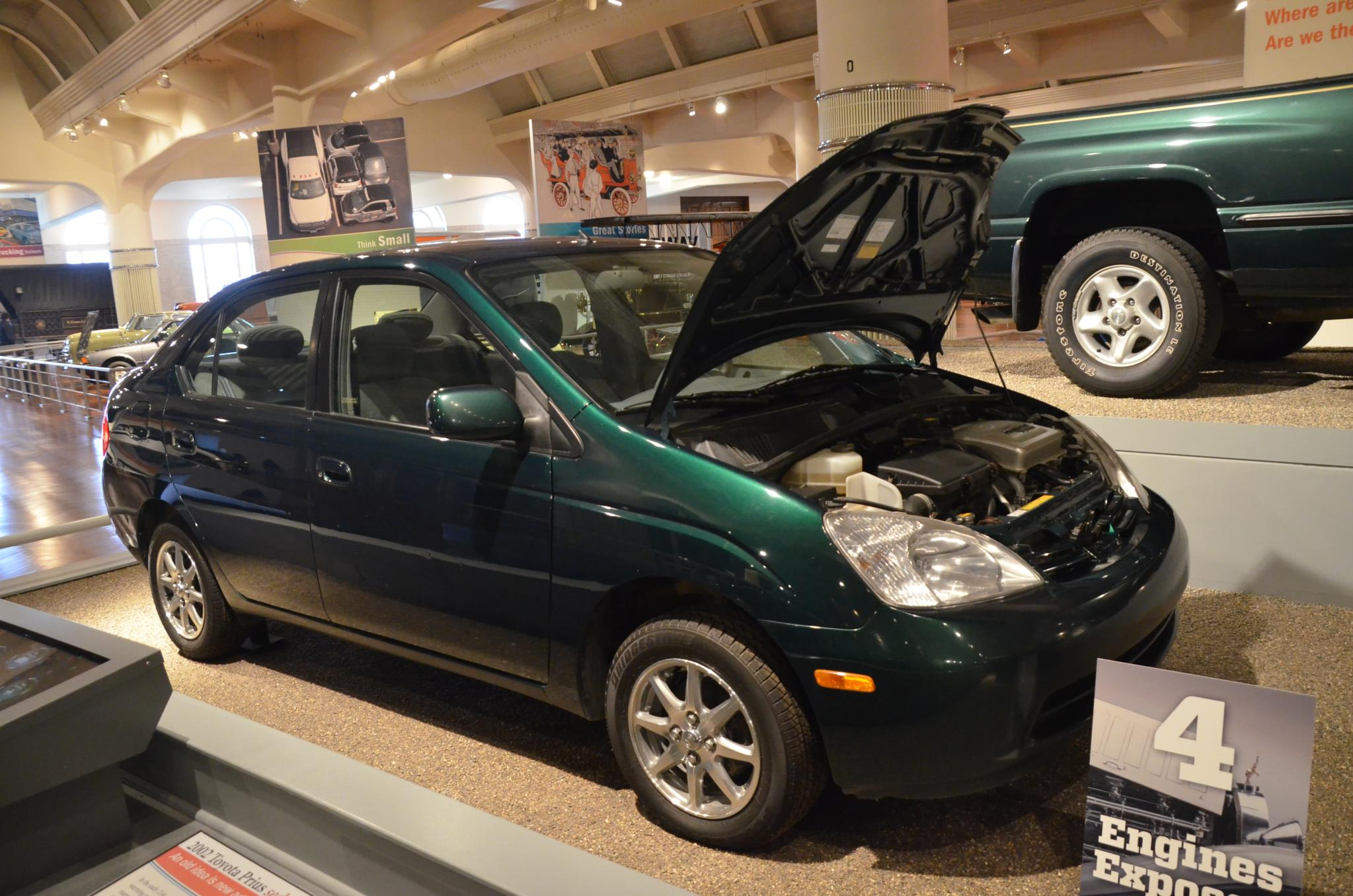 File 2002 Toyota Prius Hybrid The Henry Ford Engines Exposed Exhibit 2 22 2016 1 Jpg