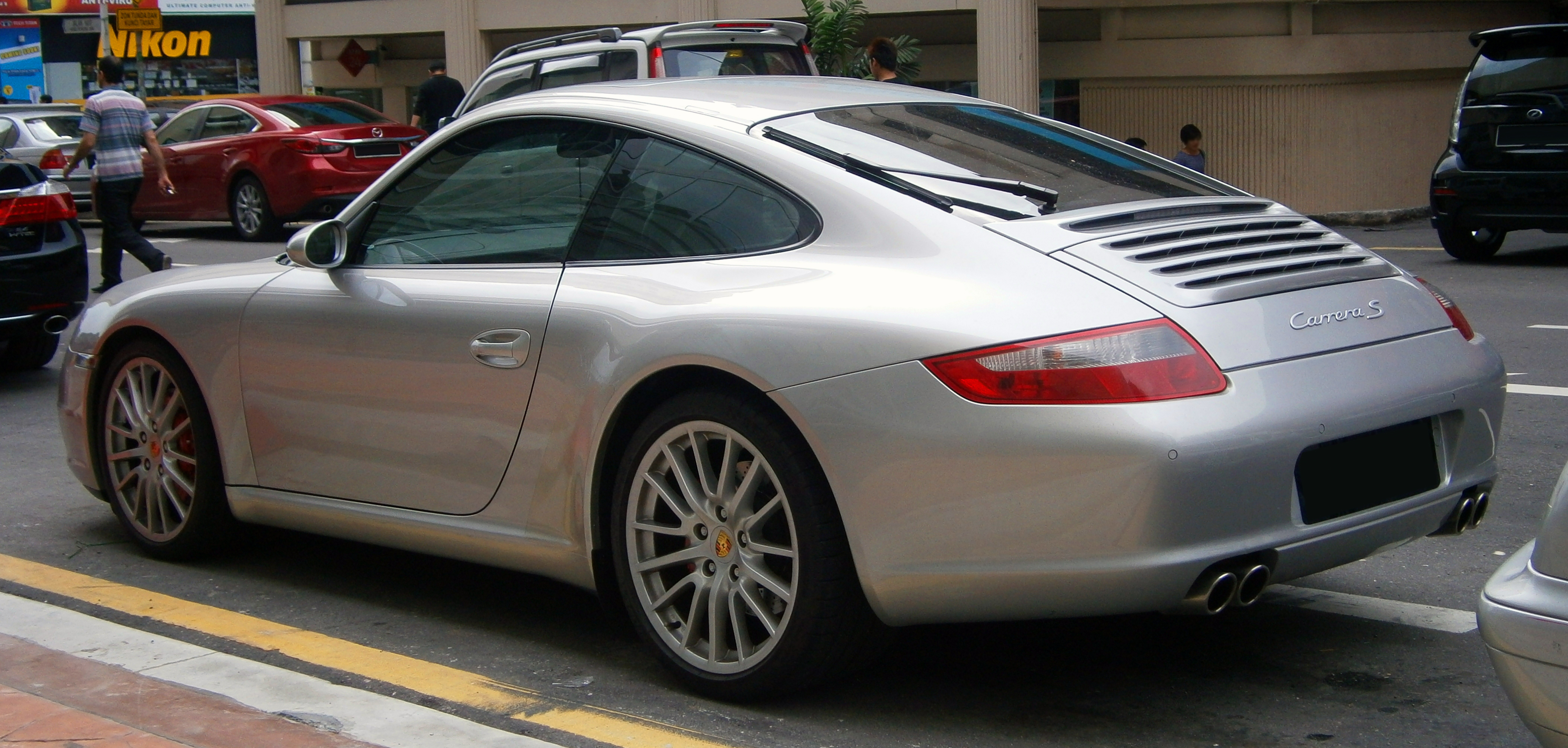 File 2004 2008 Porsche 911 997 Carrera S In Petaling