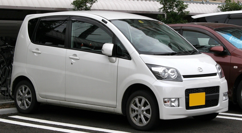 ファイル:2006-2008 Daihatsu Move Custom.jpg - Wikipedia