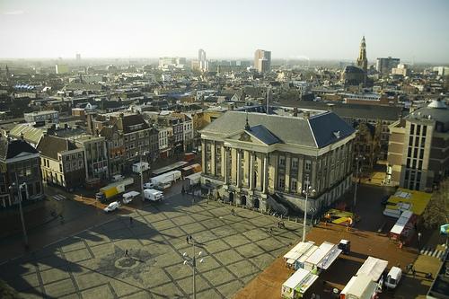 Holandija 2007-02-15_Grote_Markt_-_door_Martijn_Middel