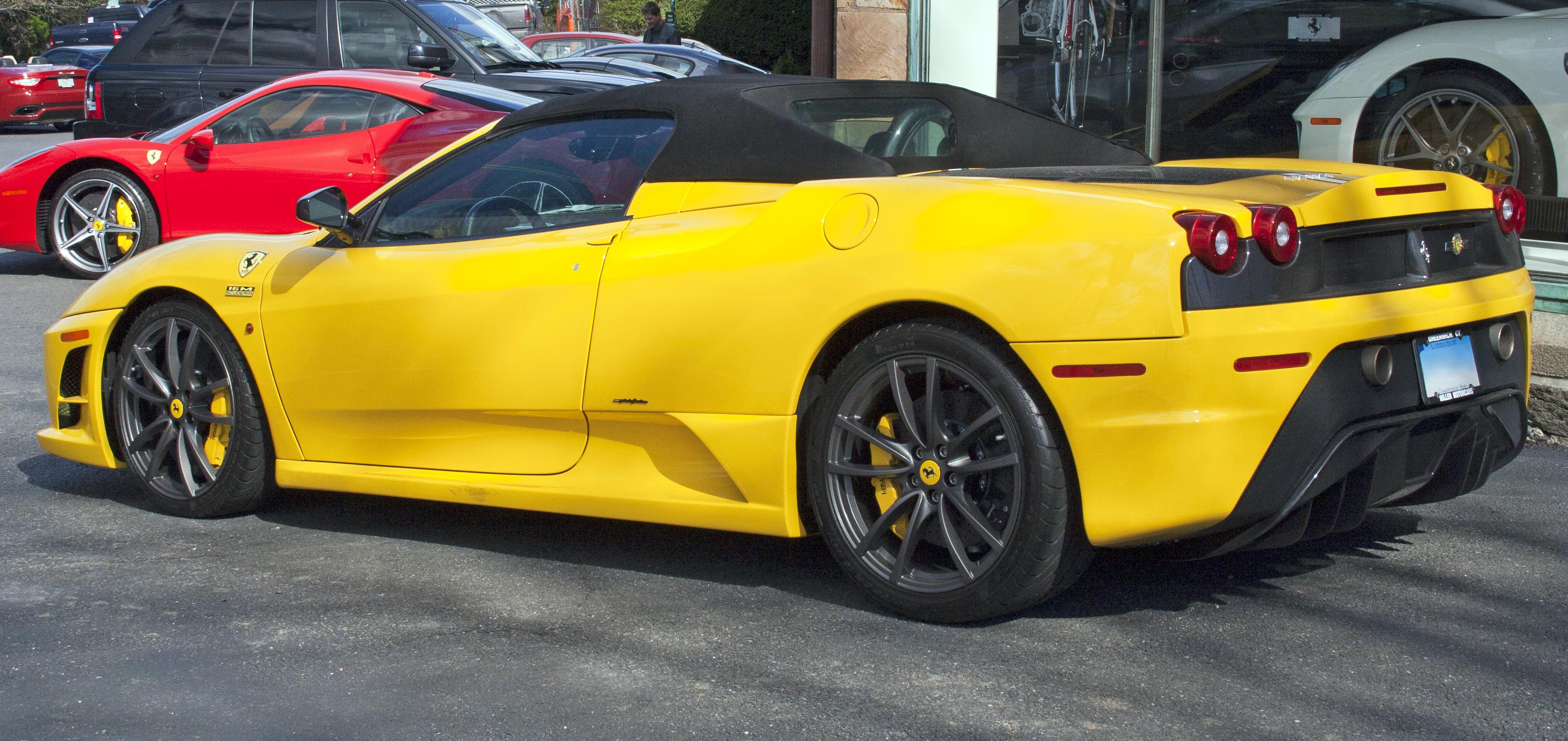 File 2009 Ferrari F430 Scuderia Spider 16m Jpg Wikimedia Commons