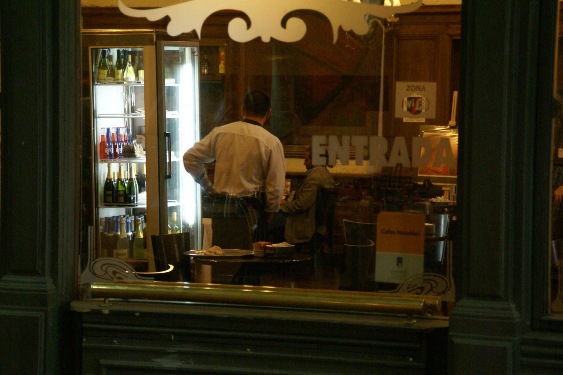 Buenos Aires Restaurant London