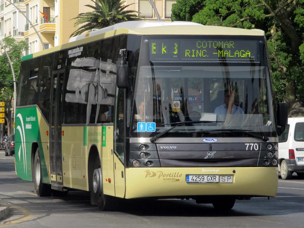 Consorcio de transporte metropolitano del rea de m laga for Horario oficina emt malaga
