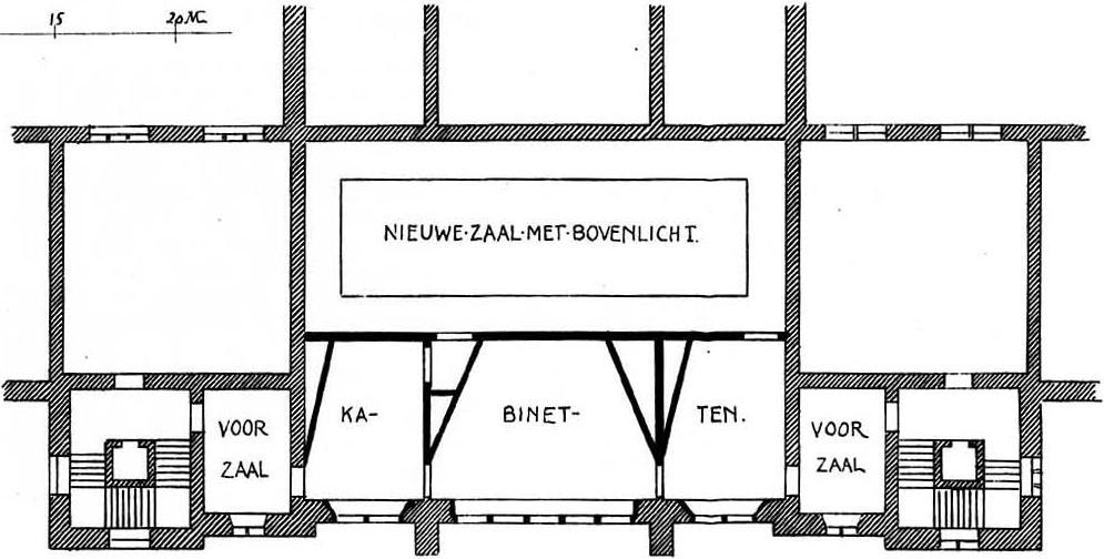 file a w weissman proposal alteration rijksmuseum plan 2