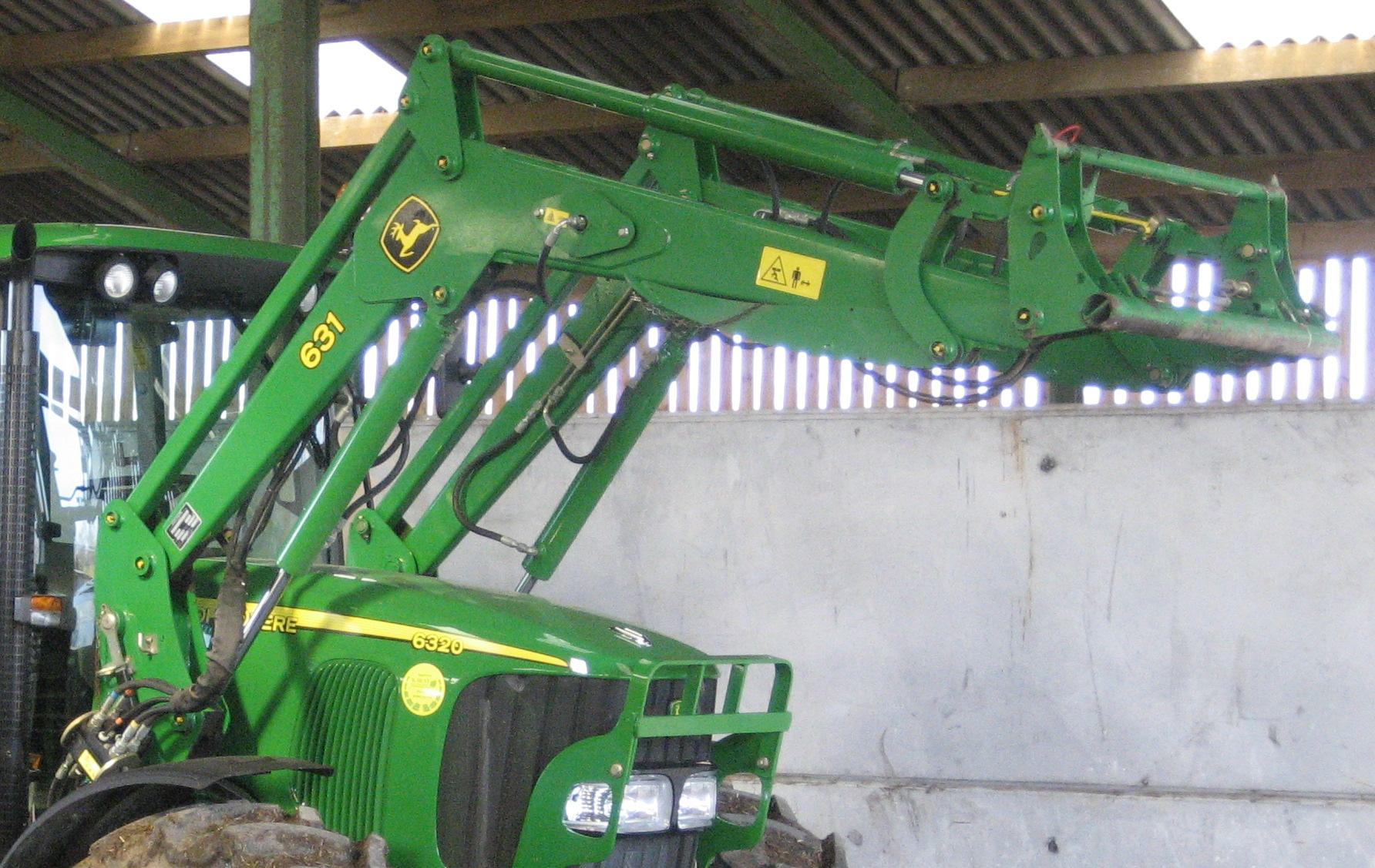 Frontlader traktor wikiwand