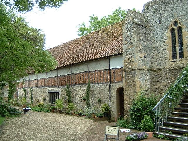 Abingdon Abbey, geograph
