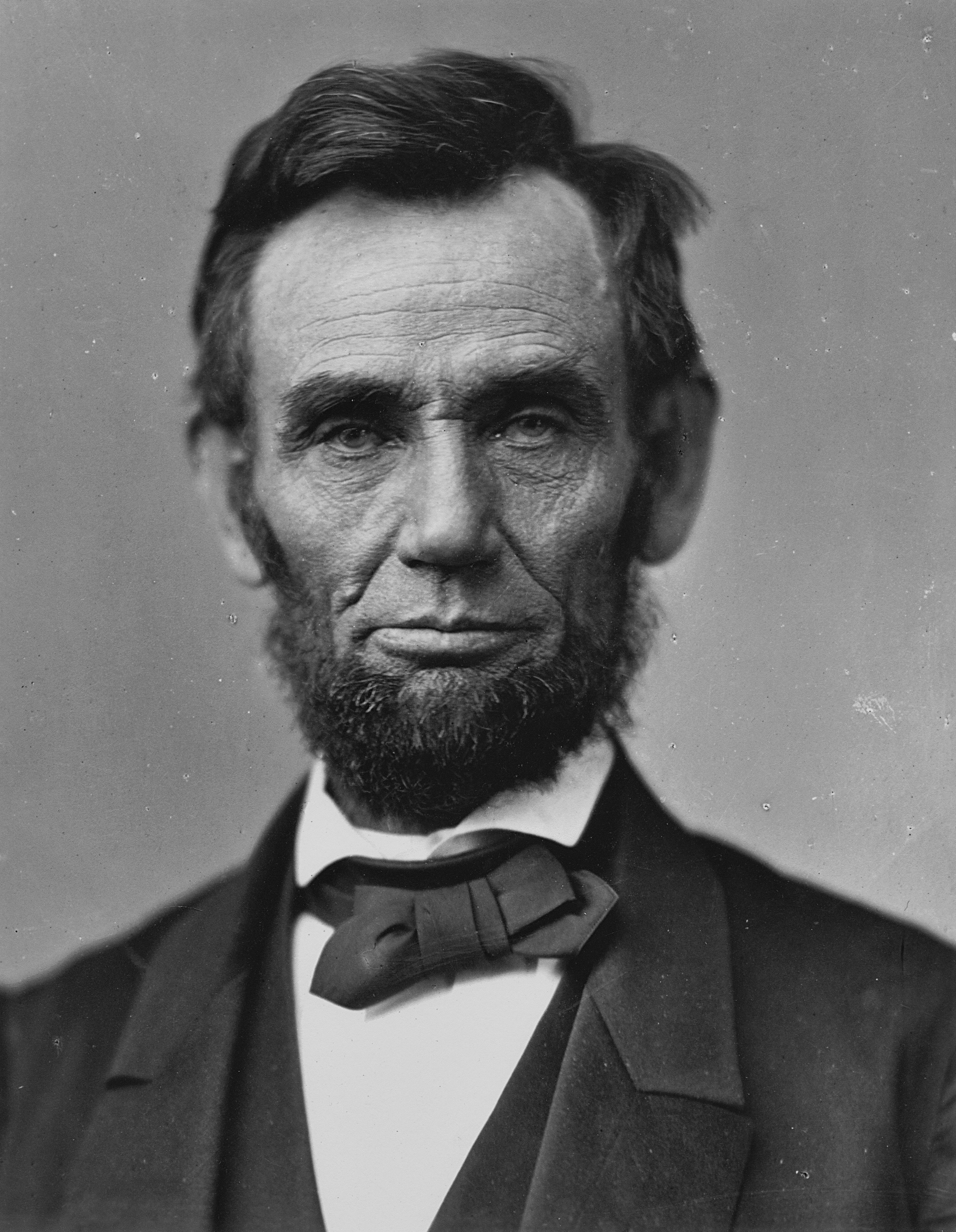 President of the USA: Abraham Lincoln