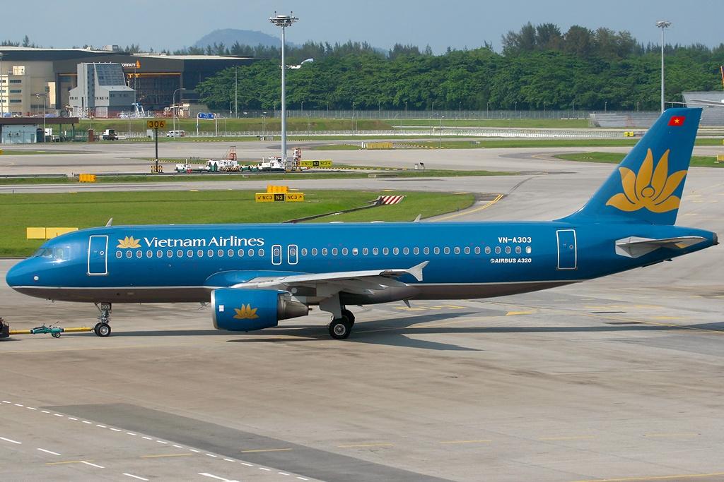 Tập Tin Airbus A320 214 Vietnam Airlines An1211370 Jpg Wikipedia Tiếng Việt