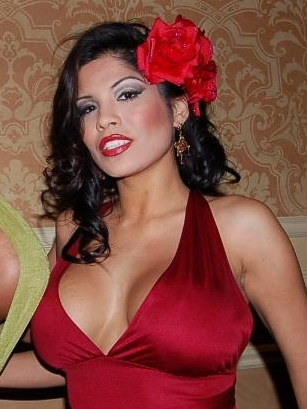 Alexis Amore at the 2006 AVN Expo