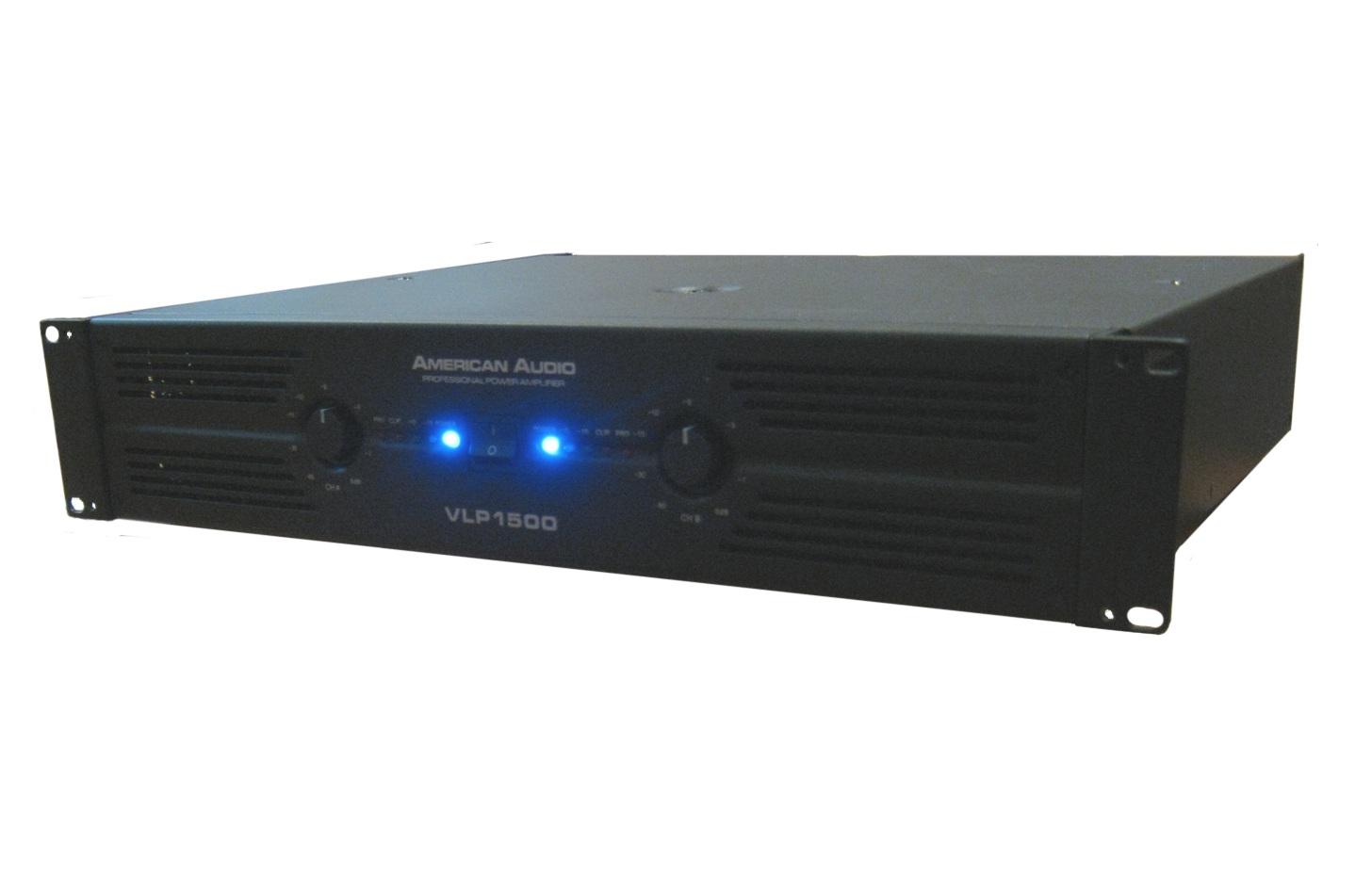 American Audio Vlp 1500 Manual