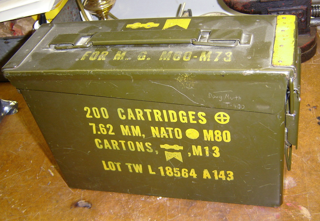 Ammunition box Wikipedia