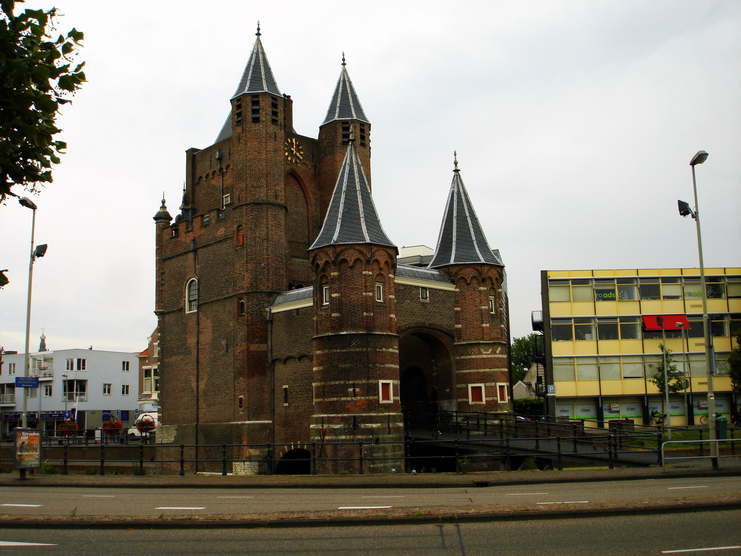 File amsterdamse poort wikimedia commons for Amsterdam poort