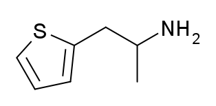 Thiopropamine chemical compound