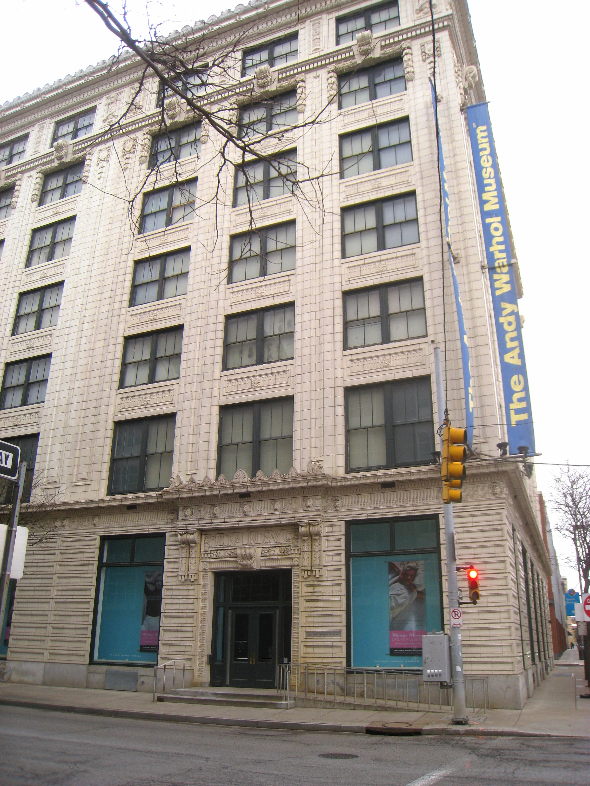 andy warhol museum - HD 2448×3264