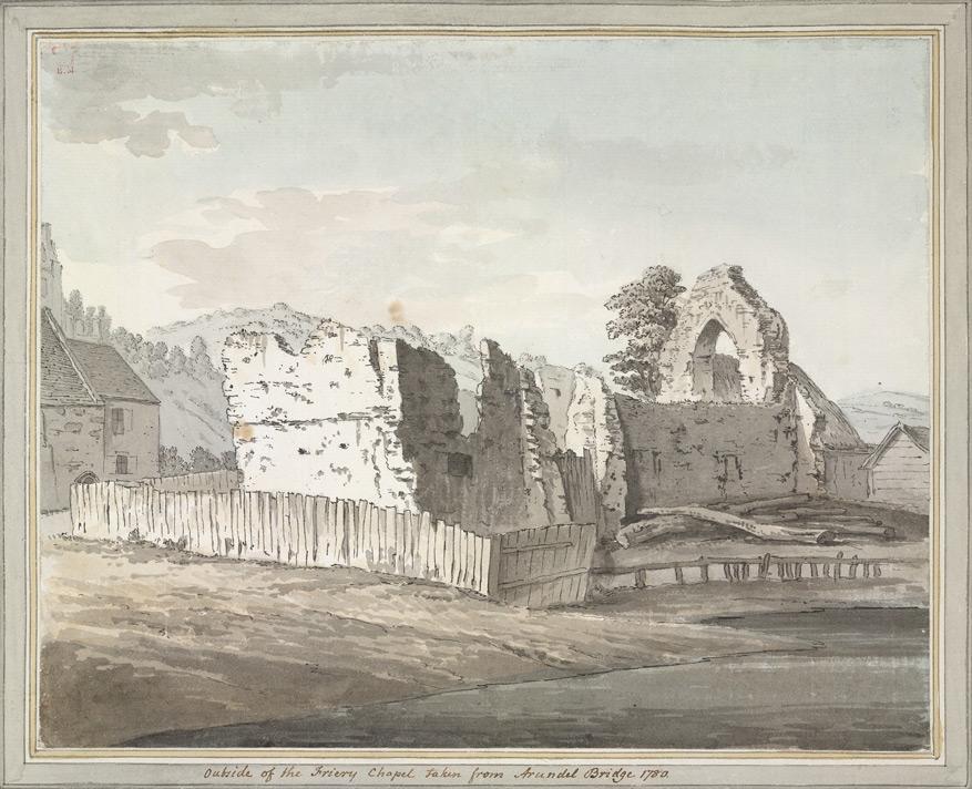 Chapelle du prieuré d'Arundel