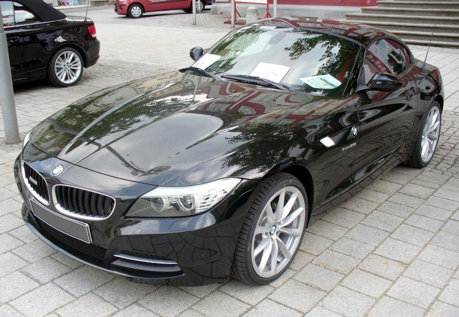 bmw z4 e89 wikiwand. Black Bedroom Furniture Sets. Home Design Ideas