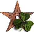 Barnstar with shamrock.png