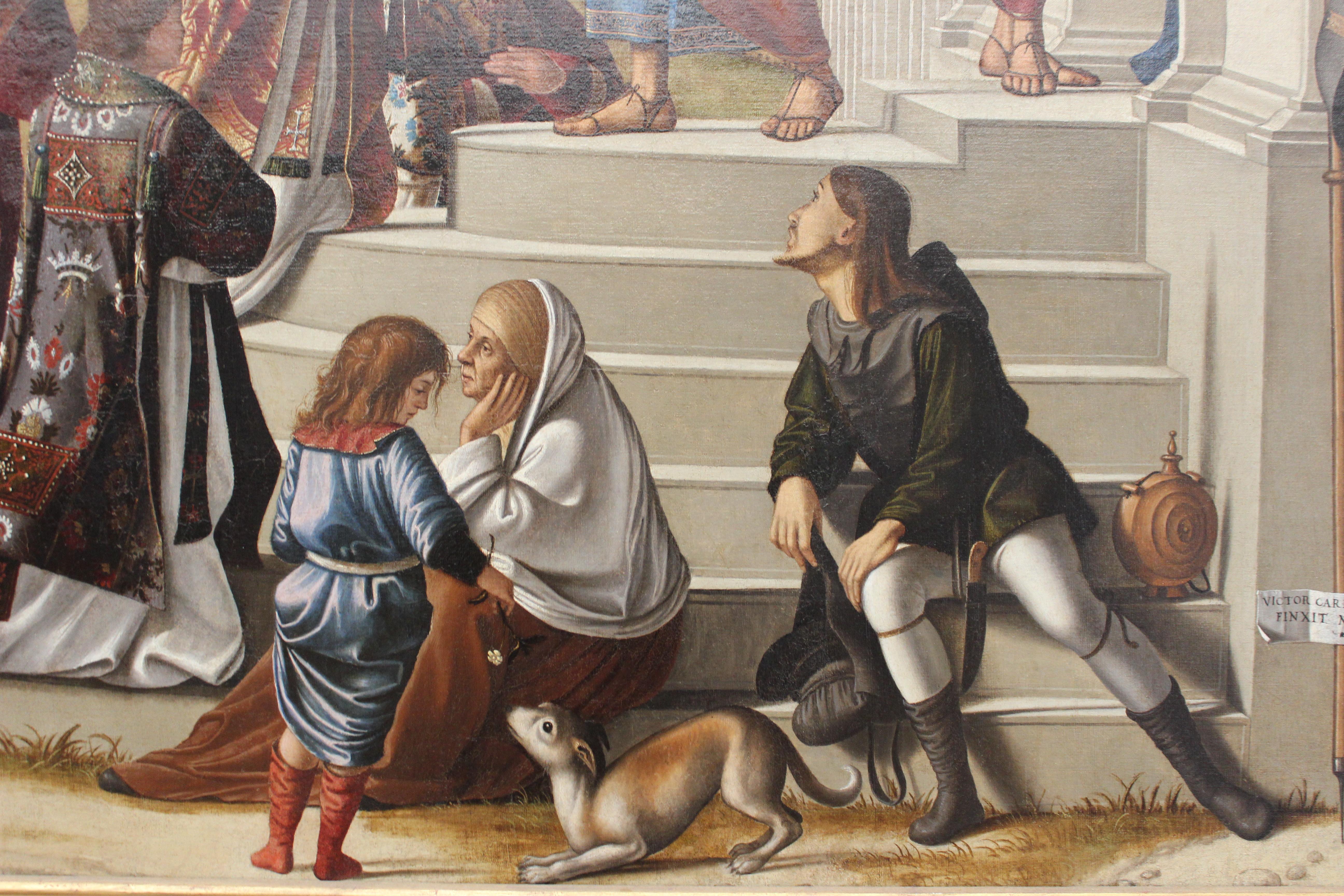 муж знакомится на улице с другими дама