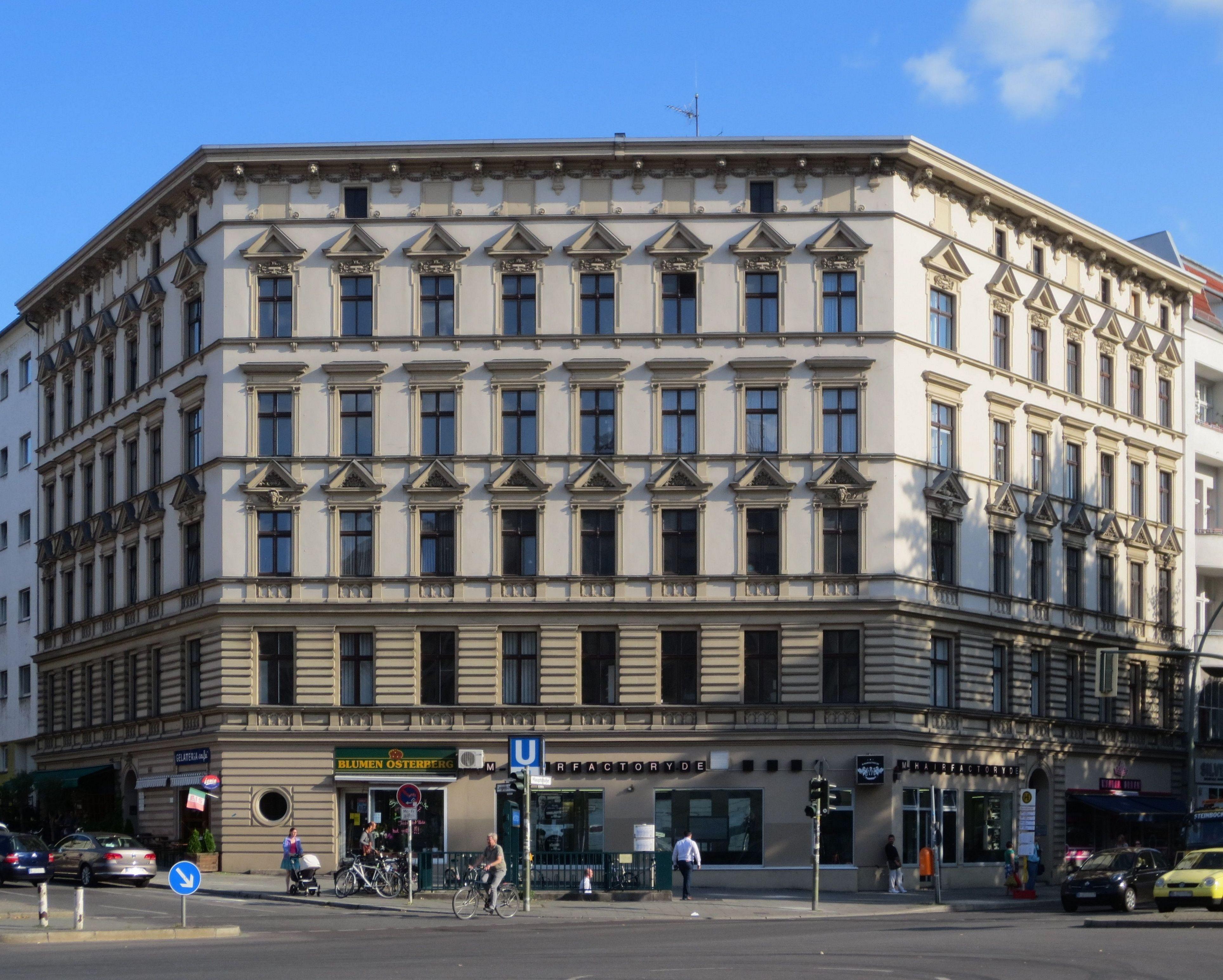 file berlin schoeneberg hauptstrasse 160 wikimedia commons. Black Bedroom Furniture Sets. Home Design Ideas