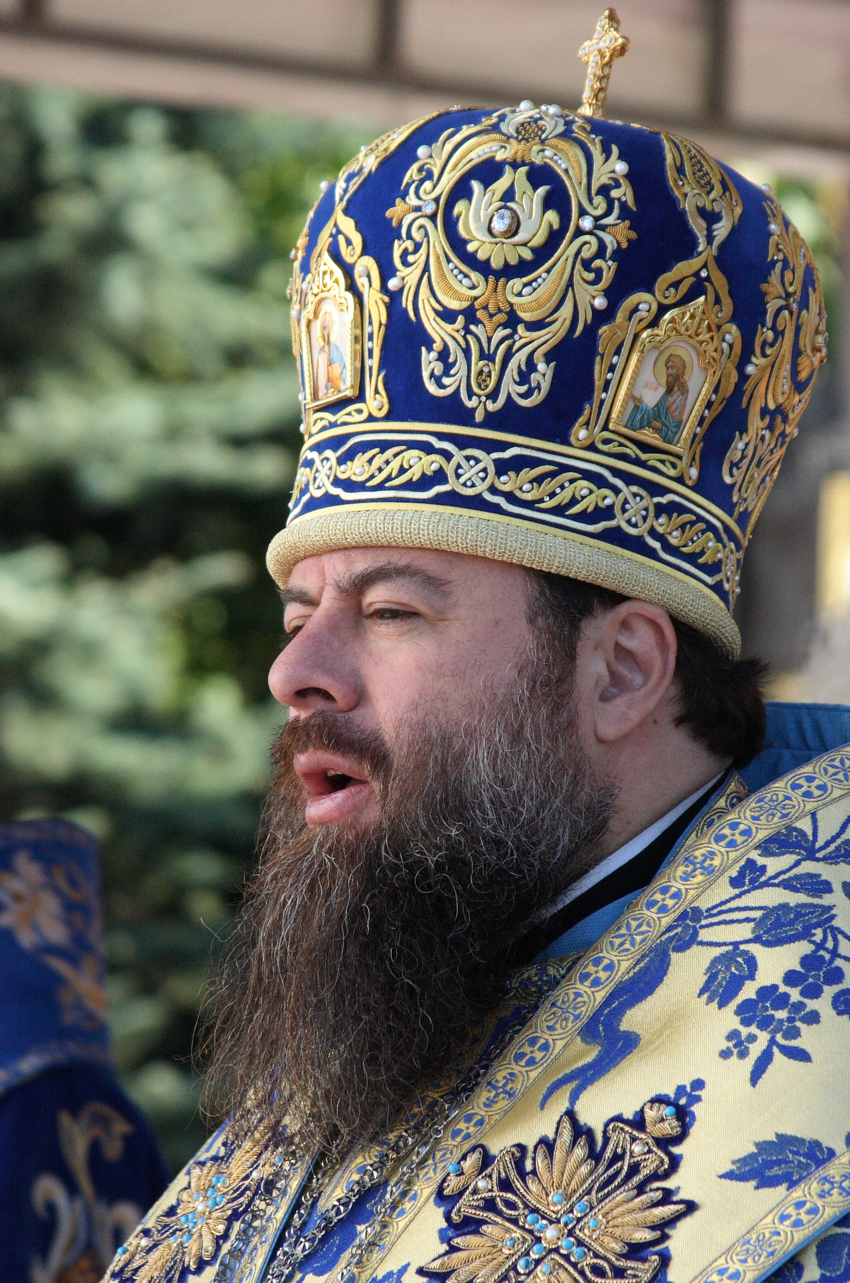Bishop Mitrofan