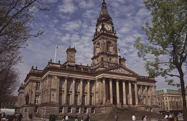 Bolton Town Hall - geograph.org.uk - 1336558