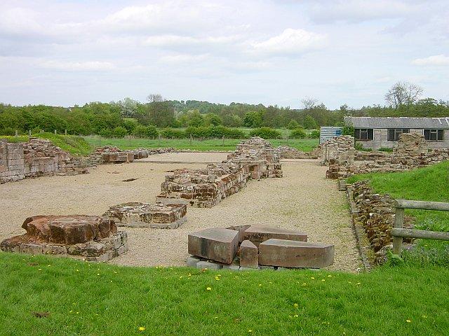 Bordesley Abbey excavation