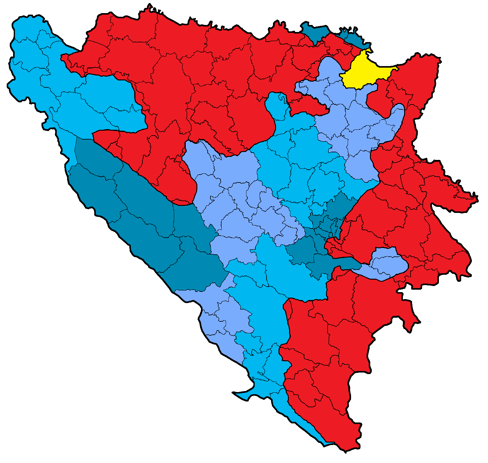 Datei:Bosnia and Herzegovina Political without text.png ...
