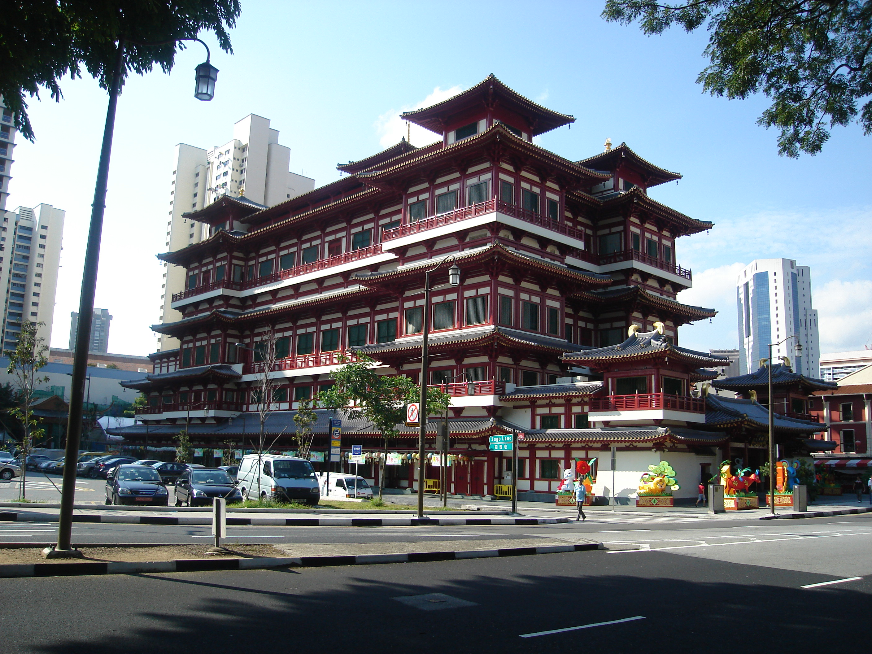 Buddha Tooth Relic Temple Singapore Check Out Buddha Tooth Relic Temple Singapore Cntravel