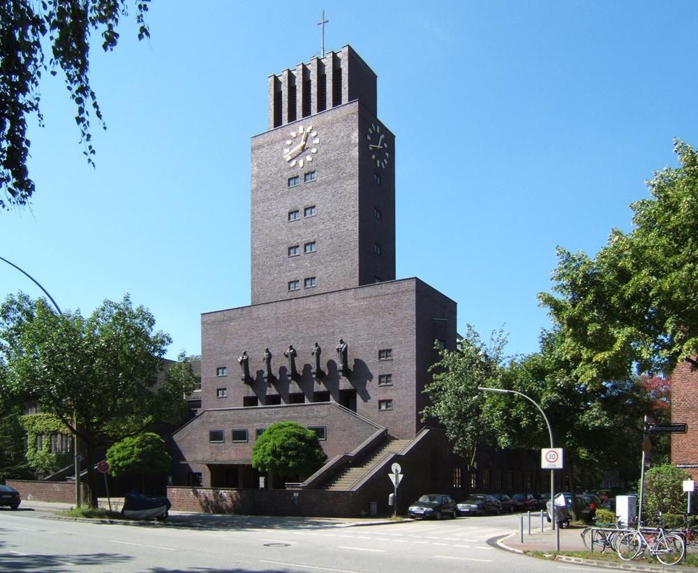 bugenhagenkirche hamburg barmbek wikipedia. Black Bedroom Furniture Sets. Home Design Ideas