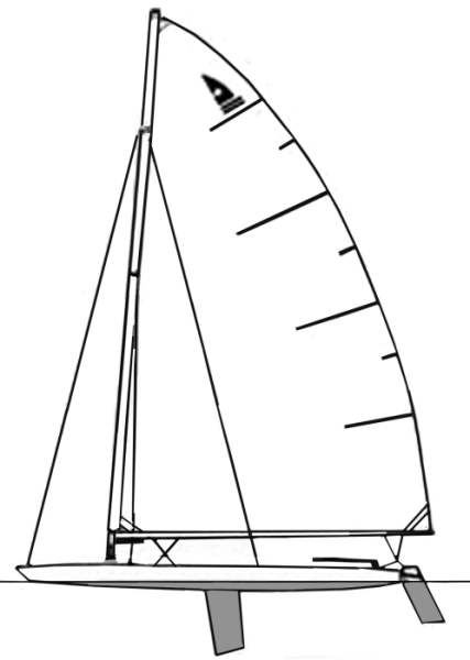 File C-scow Sailboat Png