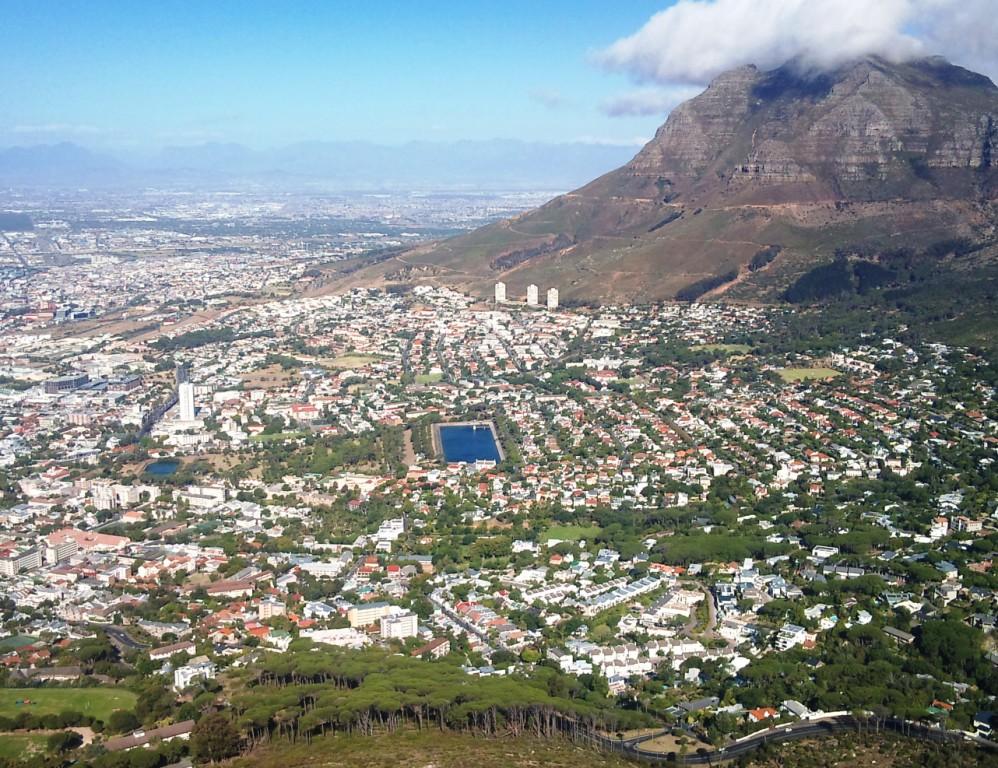 Cape Town City Centre Postal Code