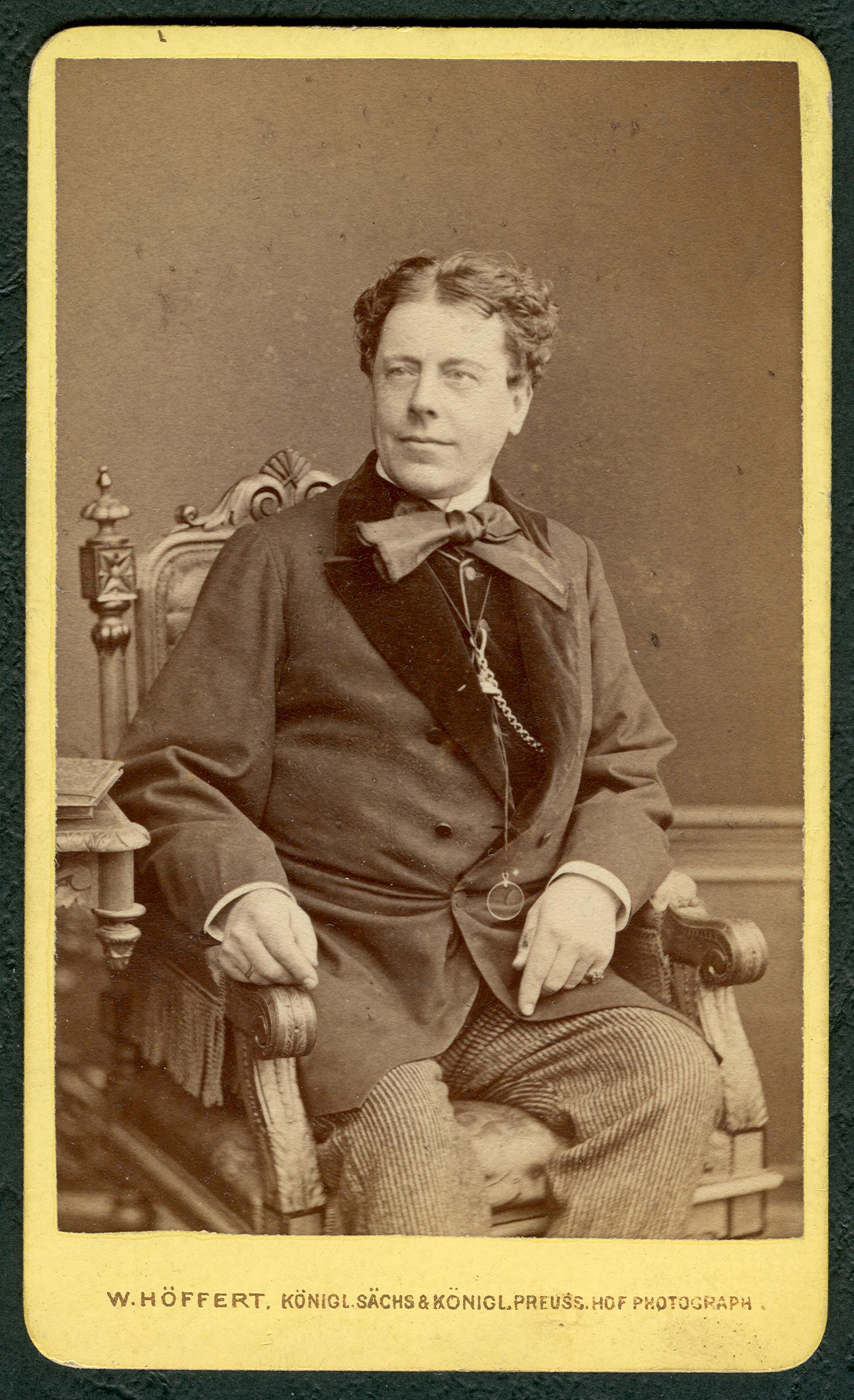 DateiCarl Mittell 1877 Foto Hoffert Carte De Visite