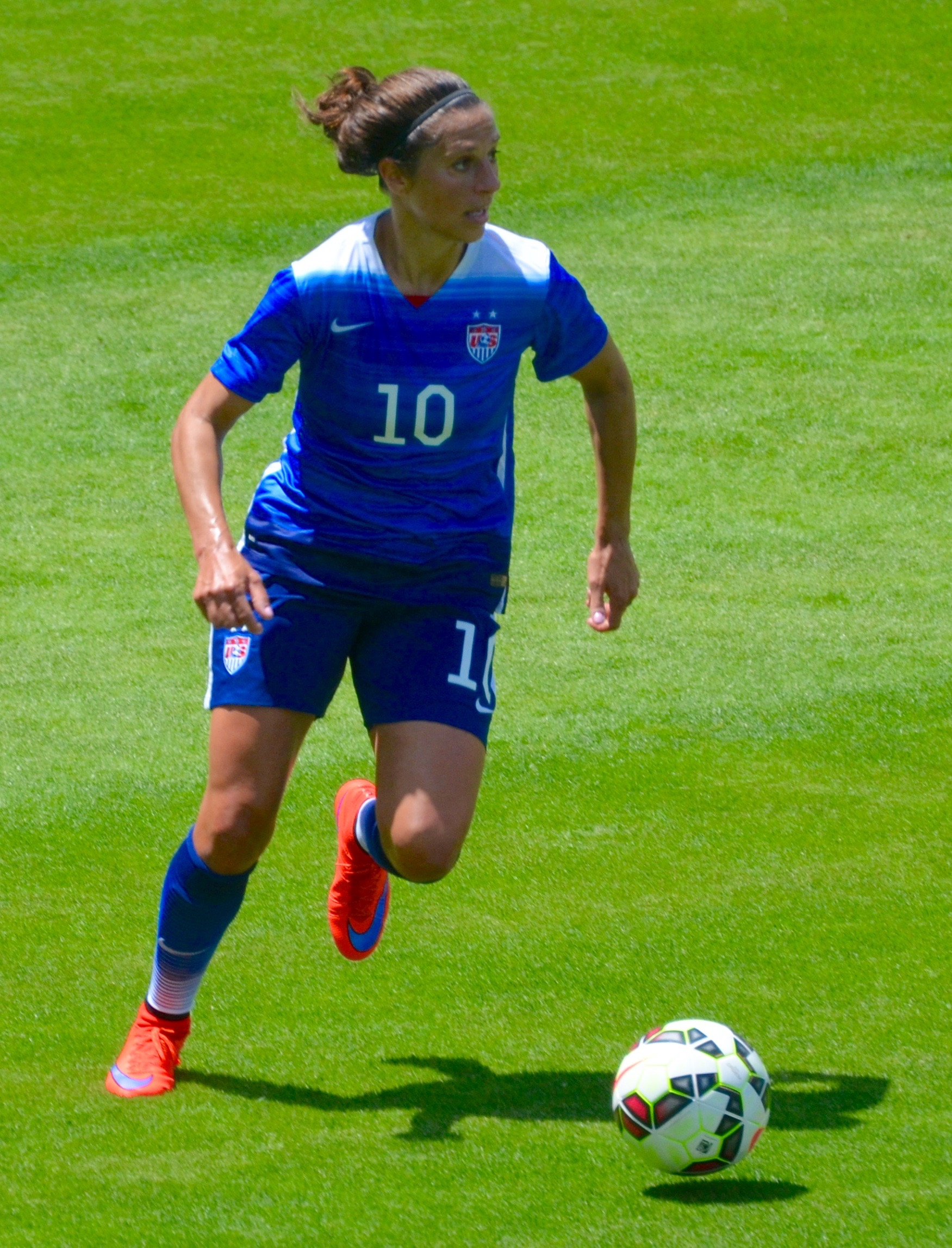 Carli Lloyd Women S Rights