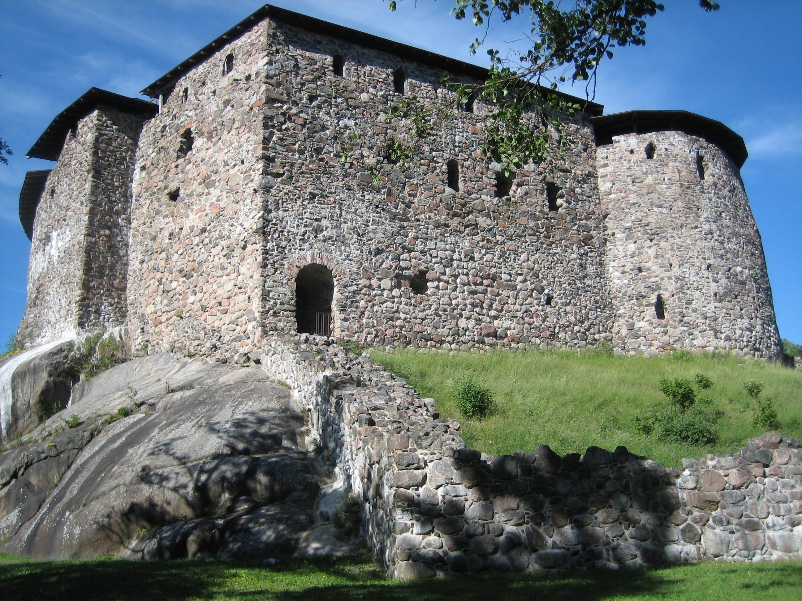 File Castle Of Raseborg Raaseporin Linna In Tammisaari Finland Jpg Wikimedia Commons