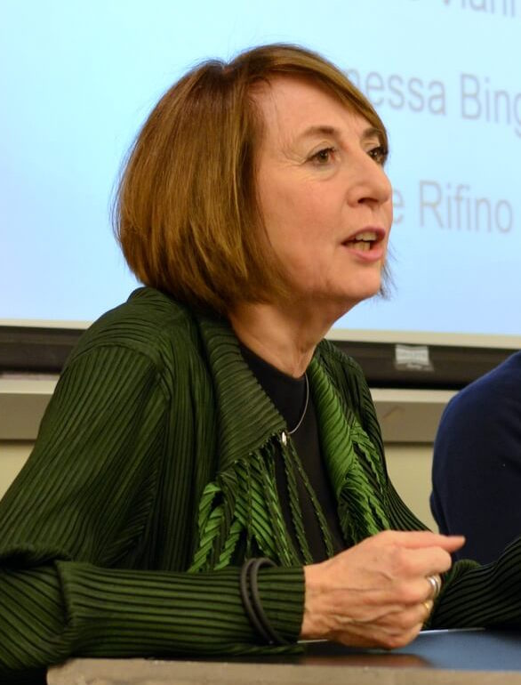 Cathy Davidson in 2015