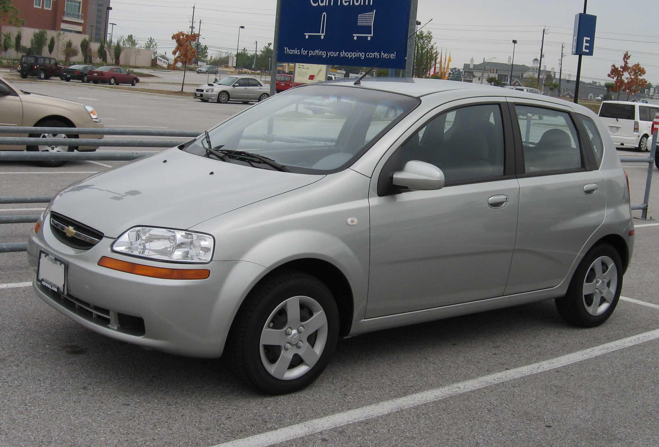 Kelebihan Kekurangan Chevrolet Aveo 2007 Top Model Tahun Ini
