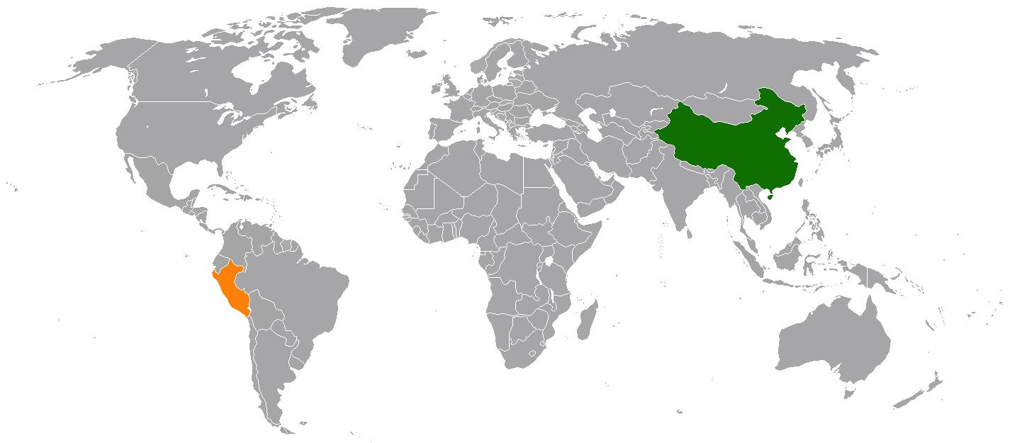 FTA China Peru