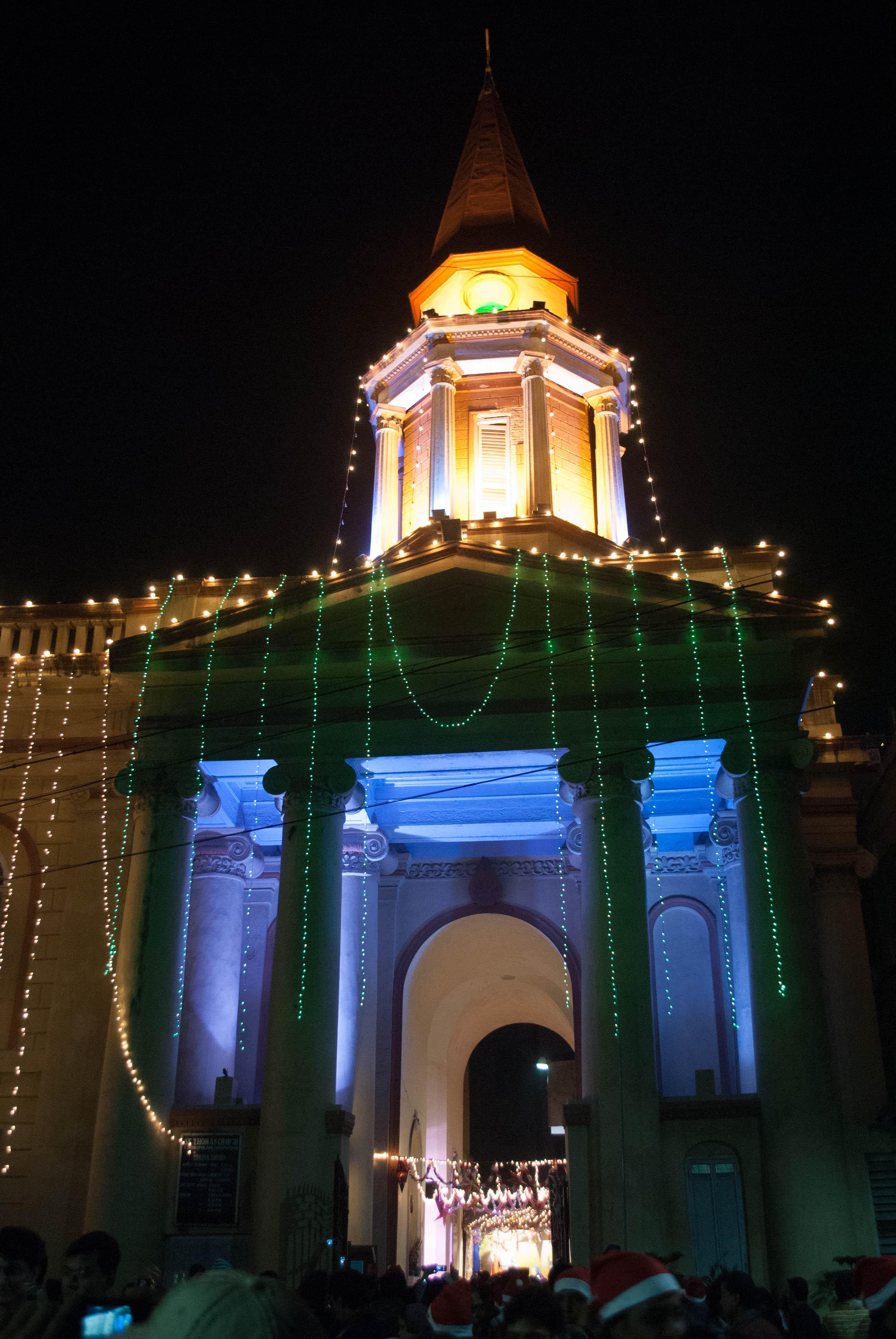 Park Street Kolkata During Christmas.File Christmas Celebration In Loreto House Park Street