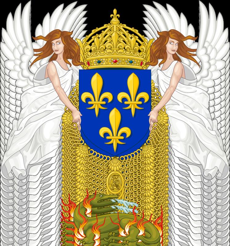 CoA François Ier de Valois.png