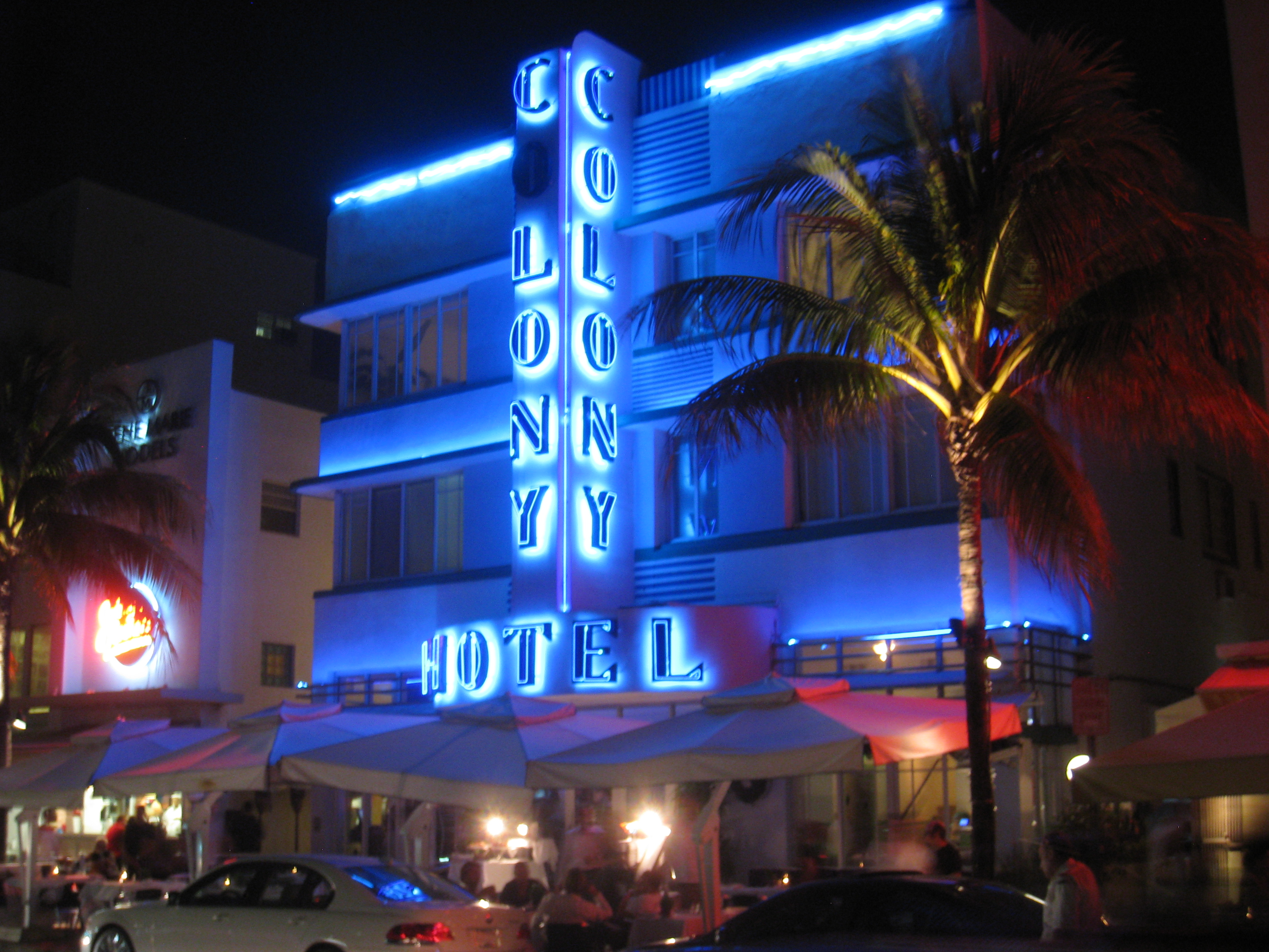 File Colony Hotel South Beach Miami Jpg