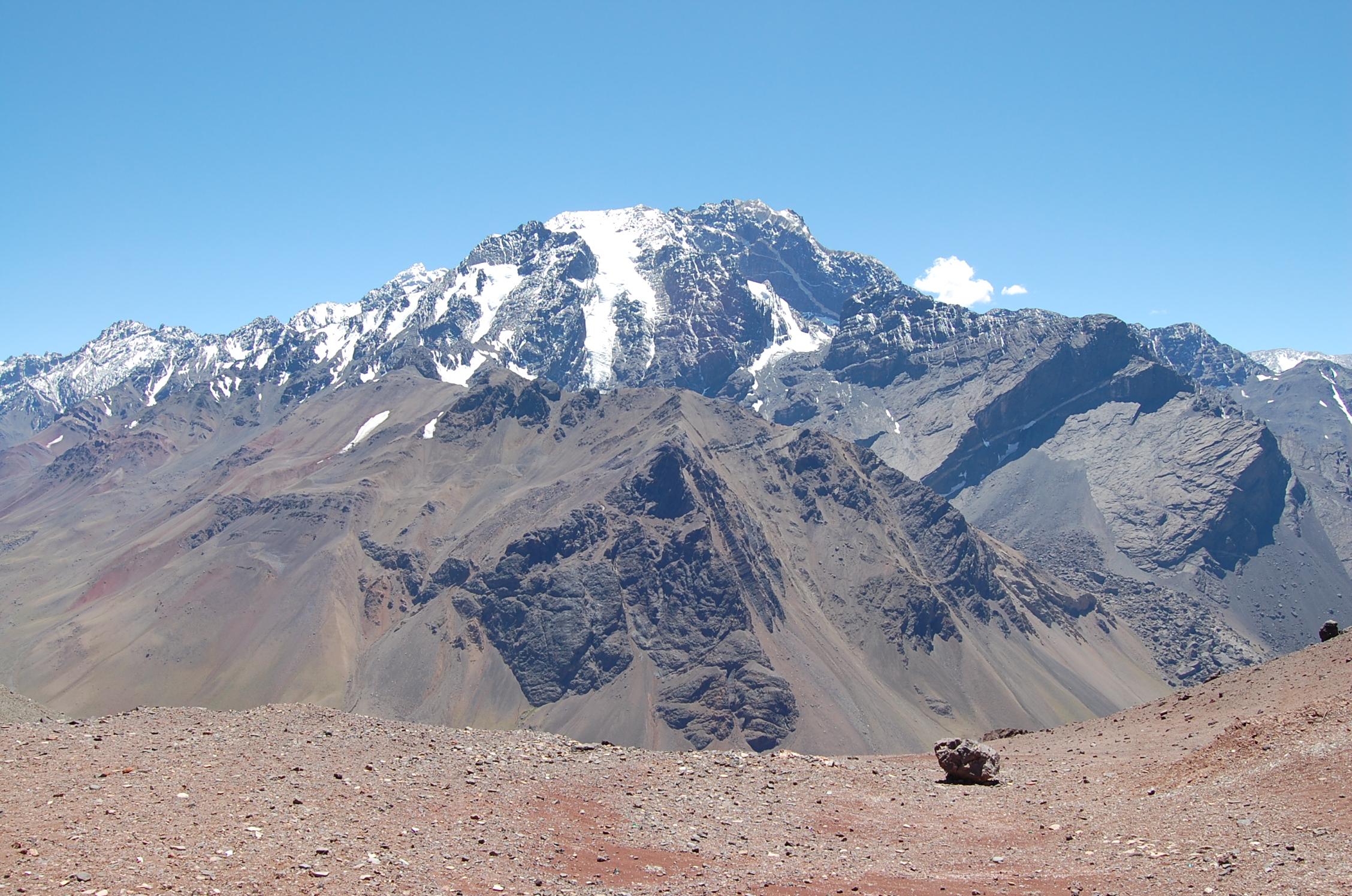 Description Cordillera de los Andes argentinos.jpg