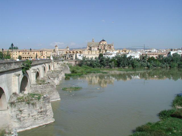 Resultado de imagen de que es la depresion del rio guadalquivir