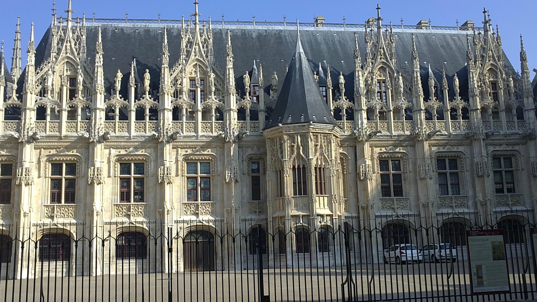 Palacio de justicia de Ruan - Wikipedia, la enciclopedia libre