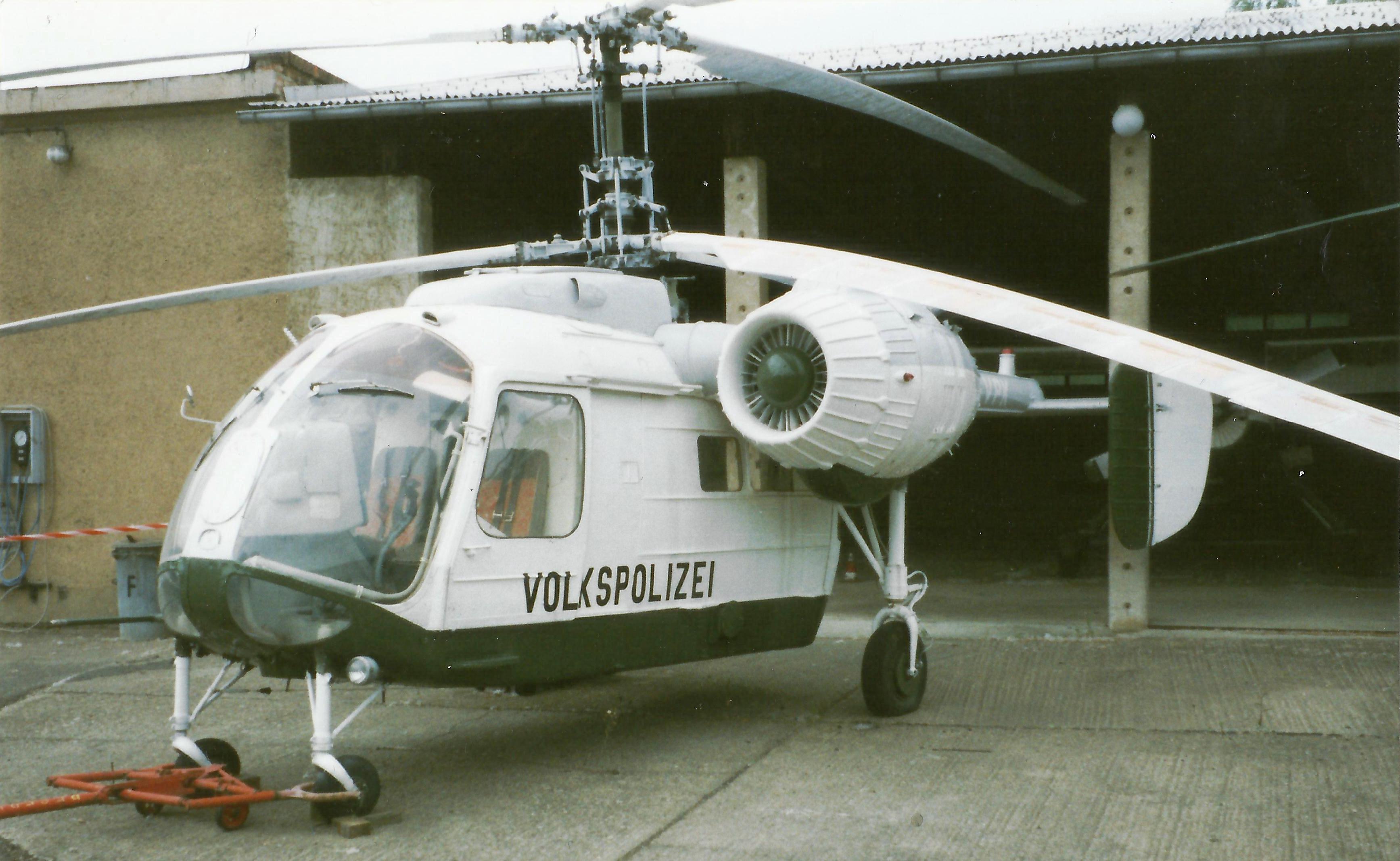 Ddr Hubschrauber