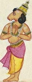 Daksa Hindu god.jpg