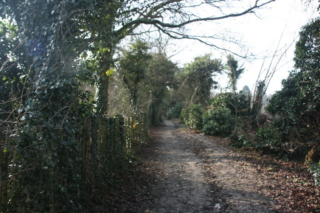 Darent Valley Path - geograph.org.uk - 1720451